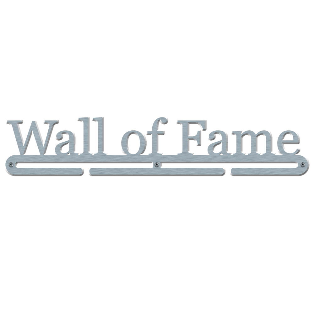 wall of fame medal hangerthe medal hanger shop. Black Bedroom Furniture Sets. Home Design Ideas