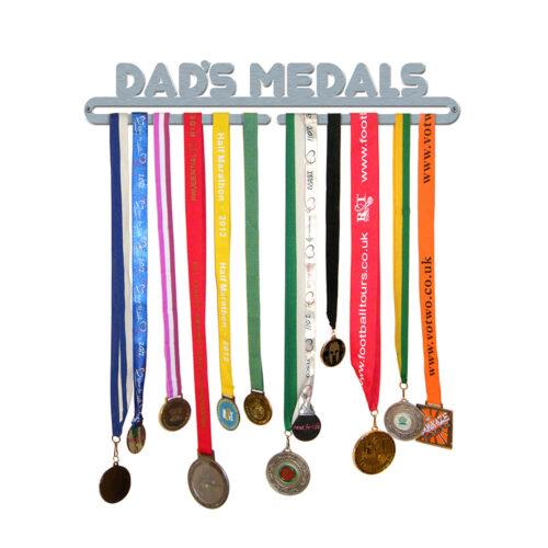 Dad's medals - medal hanger