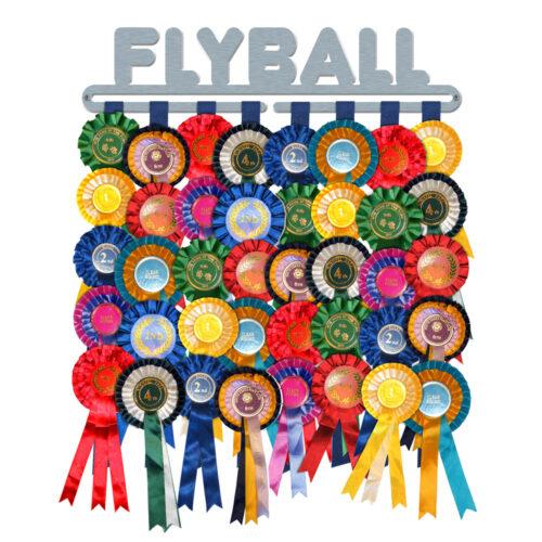 Flyball Rosette Hanger