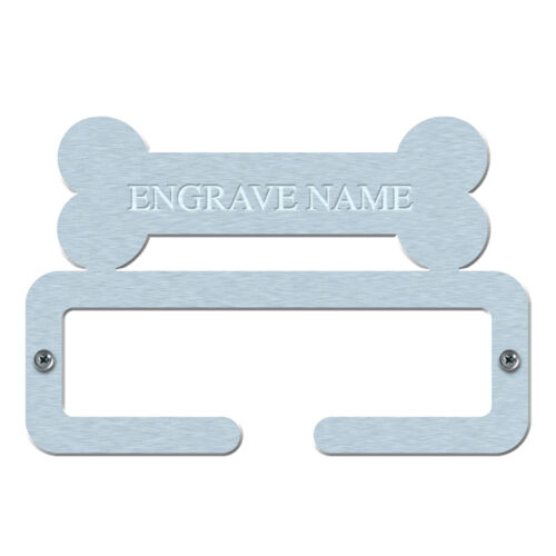 Engraved Dog Lead Hanger